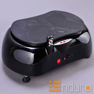 Butterfly Remote Control Vibration Platform Fitness Massage Machine