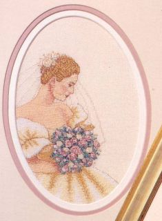 Wedding to Love and Cherish Count Cross Stitch Patterns