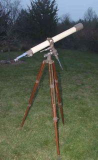 Vintage Swift 831 Telescope refractor old wood box japanese japan