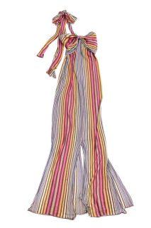 Missoni Striped Maxi Dress with Built in Bra