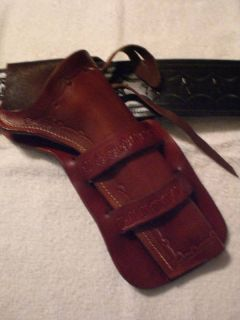New Double Loop Gun Rig Belt Holsters Crossdraw Strong Side Your