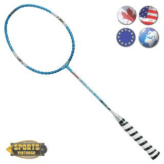 Max Force 910 Black Knight Badminton Racquet Racket
