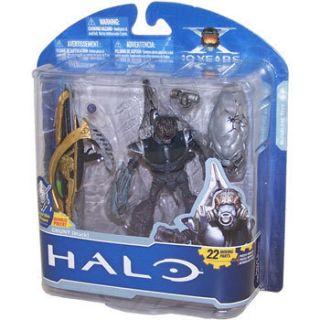 McFarlane Toy Action Figure Halo 10th Anniversary 1 Grunt Black Halo 3