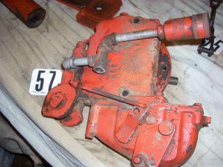 Allis Chalmers WD WD45 Tractor Hydraulic Pump