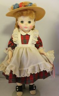Madame Alexander McGuffey ANA Doll