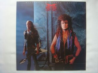 MSG McAuley Perfect Timing RARE 1987 Promo Poster Orig