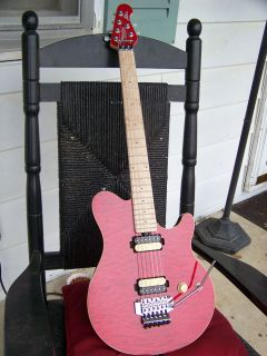 Ernie Ball MusicMan Axis Sterling AX 40