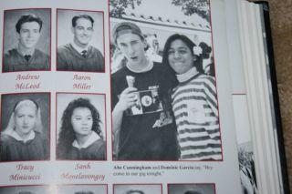 Mcclatchy High School Yearbook Deftones Abe Cunningham