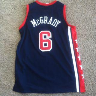 Tracy McGrady Authentic USA Jersey