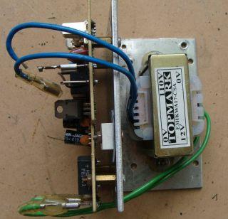 Spirit Inspire Motor Controller Treadmill Transformer