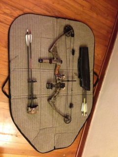 McPherson Compound Bow
