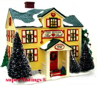 Dept. 56 Ronald McDonald House 1998 Limited Edition of 5,600 Snow