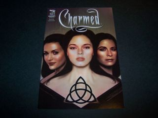 Charmed 3 Cover B Alyssa Milano Rose McGowan Hot