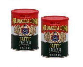 Medaglia DOro Espresso 2 Cafe Coffee 11oz Cans