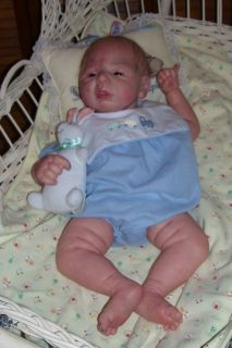 Reborn Baby Doll Maxime by Danielle Zweers Black Friday Special