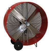 Maxxair 42 Belt Drive Portable Barrel Fan BF42BD