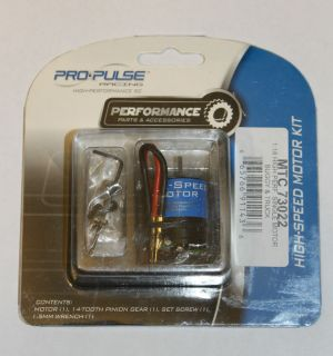 New SEALED Megatech Megapro Pro Pulse High Speed Motor Kit