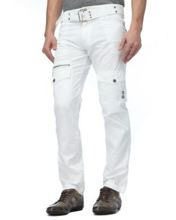 Xray Jeans Belted Pocket Thigh Cargo Pants