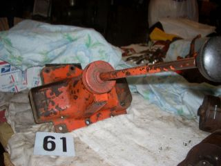 Allis Chalmers WD Tractor Shifter Tower