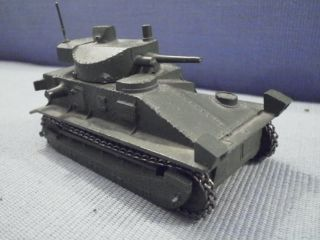 EARLY MILITARY MECCANO DINKY TOYS ARMY TANK NEAR MINT COMPLETE WITH