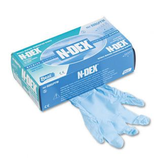 Best N Dex Powder Free Nitrile Medical Gloves 6005PFM