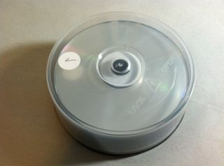 Memorex 25 Pack Spindle CD RW 12x 700MB 80min Open Box