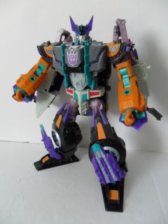 Transformers Leader Class Cybertron Megatron Action Figure