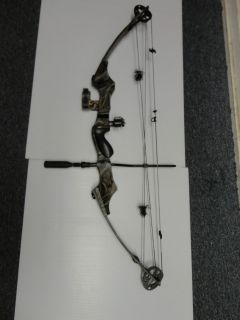 McPherson The Eliminator Compound Bow
