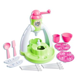 Cool Baker Cake Pop Maker Play Set Kids Toy Childrens Toy Great Gift