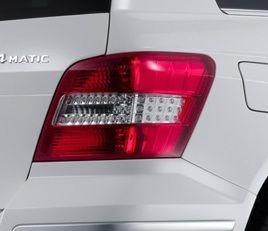 Mercedes Benz GLK Class Genuine Right Taillight Rear Lamp GLK350 LED