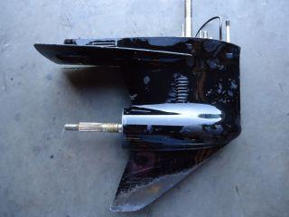 Mercury Mariner Outboard 85 150HP Inline Lower Unit 20 Gearcase