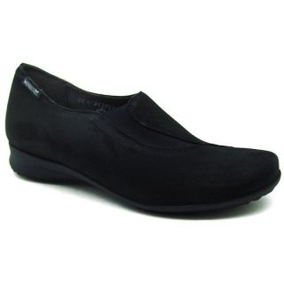 Mephisto Womens Figura Slip on Black Size 8 5 New