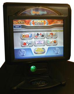 Merit E V O Megatouch 2007 5 Bartop Arcade 85 Games