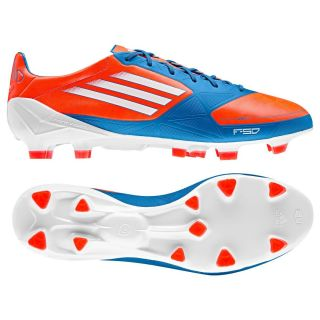Adidas F50 Adizero TRX FG Messi Synthetic Red White Blue Men Soccer