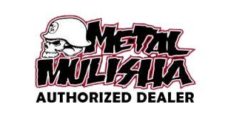 Metal Mulisha Bombshell Purse   Black / Grey