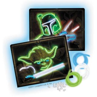 Star Wars MEON Booster Pack Picture Maker Animation Studio Refill Yoda