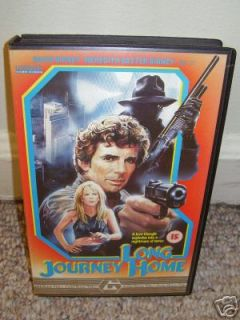 Long Journey Home David Birney Meredith Baxter 87 VHS
