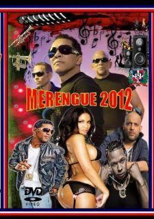 Merengue 2012 DVD Hermanos Rosario Omega El Caa Fuego Dominicana