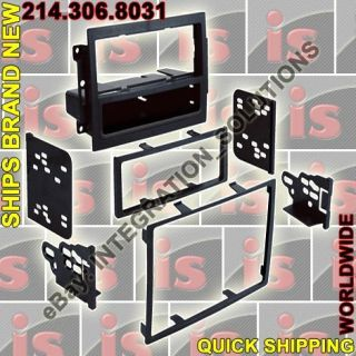 Metra 99 6510 Single Double DIN Stereo Radio Install Dash Fit Mount