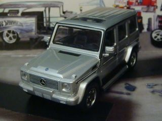 Mercedes Benz G 55 AMG Sport Utility 1 64 Scale Limited Edition 4