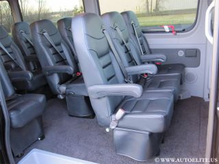 Seating Mercedes Benz Sprinter Dodge Mercedes Limo Bus