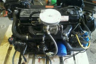 Mercruiser 470 170 HP 4 Cyl Engine