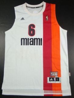 James Classic Swingman Jersey Miami Floridians ABA Miami Heat