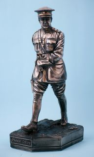 Michael Collins War of Independence Irish Republican Hand Made Bronze