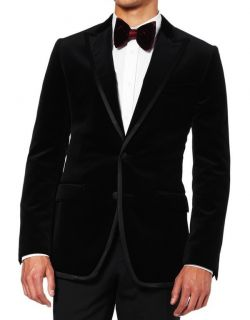 Men Suits Hollywood Style Fashion Tuxedo Jackets Wedding Blazer Party