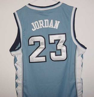Michael Jordan North Carolina New Jersey with Tags