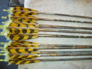 1Dz Easton Full Metal Jacket Camo Arrows Lot Size 400