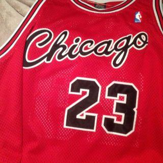 Chicago Bulls Michael Jordan Nike XXL Jersey