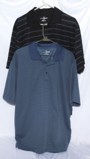 Grand Slam PGA Tour Mens Golf Polo shirt lot of 2 shirts With Discount