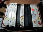 Lot of 8 Baby Einstein VHS Movies